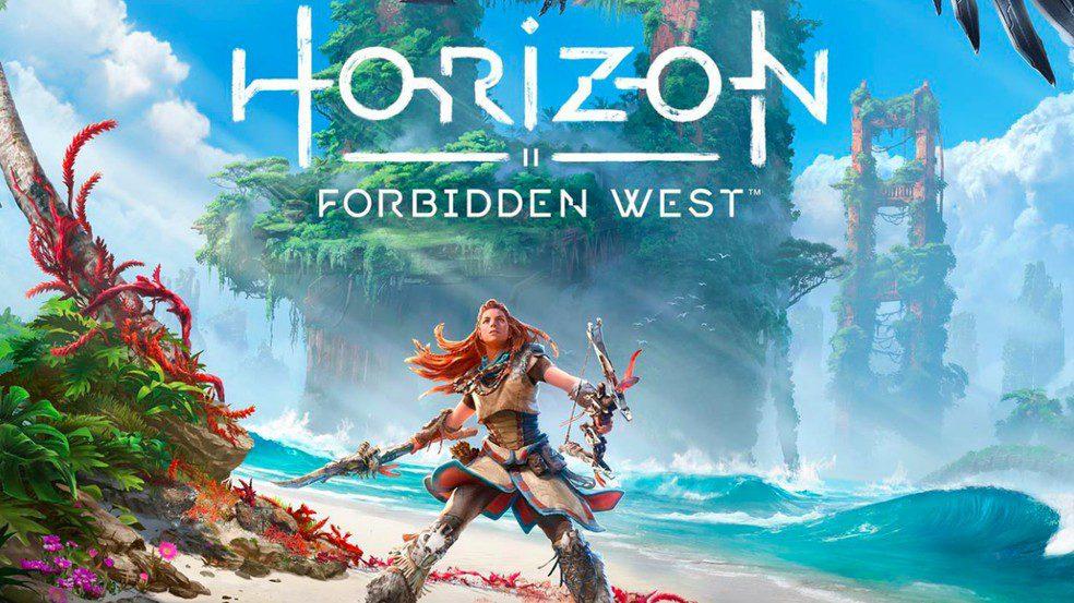 Horizon Forbidden West chega ao PS5