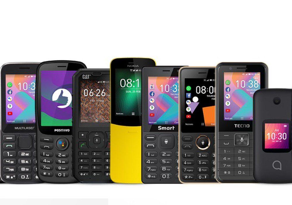 6 modelos de celulares baratos com WhatsApp